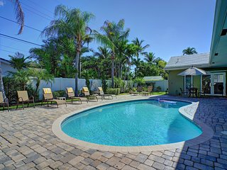 Gorgeous Pool Home Near Beach, Dining, & Shopping!, Fort Lauderdale