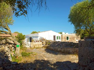White & Sustainable & Mediterranean - CountryHouse, Sant Climent