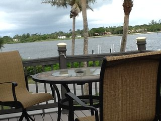 Treasure coast waterfront home