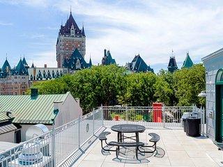 Les Lofts du Trésor, Quebec City