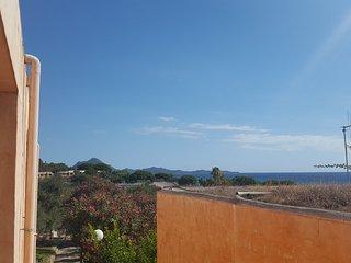 Free Beach Residence, monolocale a 100mt dalla spiaggia privata, Costa Rei