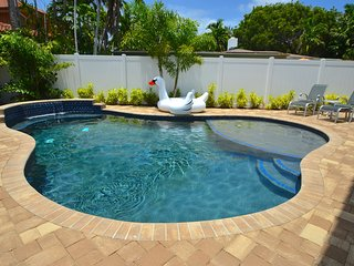 "By The Sea Vacation Villas LLC- ""Casa Blanca"" 30 Steps to BEACH HTD POOL!"