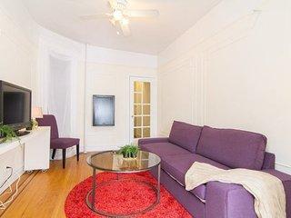 Light-Filled 1 Bedroom, 1 Bathroom Apartment in New York, New York City