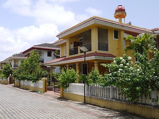 Simply Offbeat Colva 4bhk AC Villa with pool