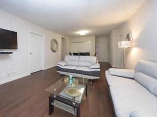 SPACIOUS AND MODERN 2 BEDROOM APARTMENT IN NEW YORK, Nueva York