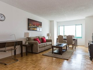 Furnished 1-Bedroom Apartment at Hudson River Waterfront Walk & Hudson River Waterfront Walkway Jers, Jersey City