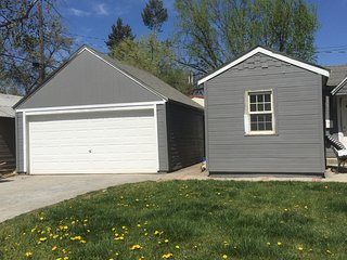 Cozy 1 bedroom Home Close to Downtow and BSU, Boise