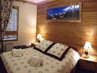 'Le petit Châtelet' Appartement cocooning, St. Gervais les Bains