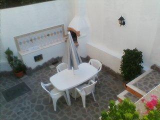 appartamento mare OROSEI con zona barbecue esterna