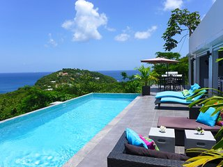 LOTUS VILLA, Rodney Bay