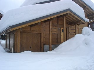 Chalet Renaissance - Large Chalet - 3 bedrooms, Les Gets