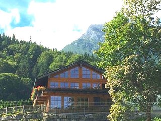 Häusl am Hang in Ramsau