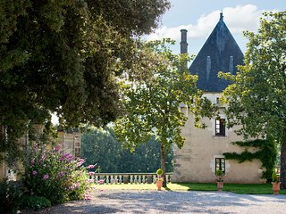 La Tour, Chateau de Charras- Magical hunting lodge