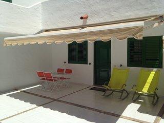 Precioso apartamento sobre playa de arena blanca, El Cotillo