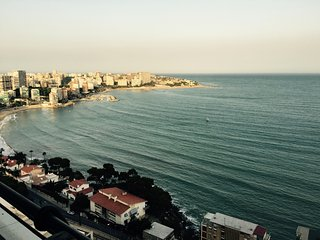 Apartment with amazing sea views, Alicante