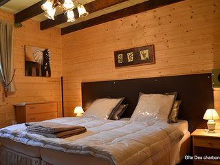 Gite des Charbonneux au coeur du Massif des Vosges, Le Menil