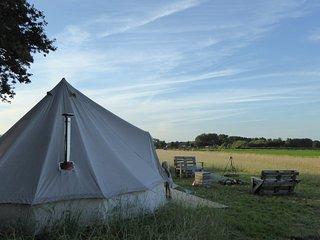 Watkinsons Farm Glamping Camping Lancashire