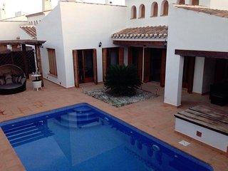 El Valle Golf Resort - Stunning Private Villa, Murcia