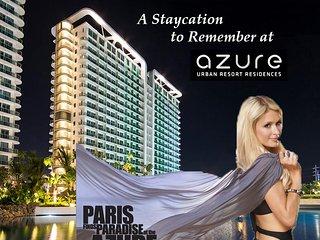 Azure Urban Resort Residences - Elegant 1BR Apt, Manila