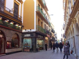 SEVILLE OLD TOWN NEAR CATHEDRAL-WIFI