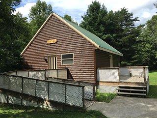 Hawk's Nest 1st Choice Cabin Rentals Hocking Hills