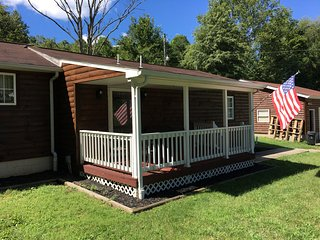 Getaway - 1st Choice Cabin Rentals Hocking Hills