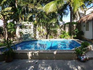 Garden Room, Cozumel