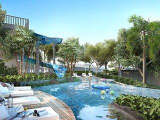 Seaview 39th Floor Luxury Condo Family Paradise, Pattaya