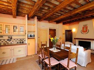 Casa de Firminia, Scheggino