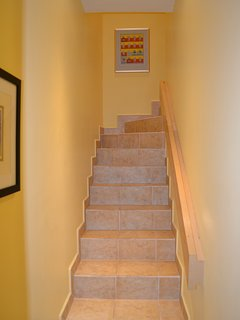 Stairs to upstairs bedrooms 1 and 2