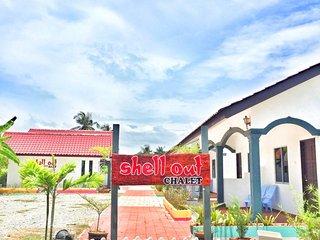 Shell Out Chalet, Kampung Kedawang