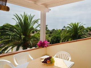 Casa vacanza al 1° piano con terrazza vista mare a 300 metri dal mare