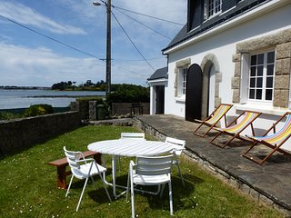 LOCATION BELLE VILLA BRETONNE VUE SUR MER 6 person, Belz