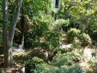 Maison Avignon dans jardin calme, Villeneuve-les-Avignon