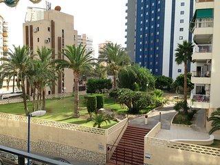 Apartamento Benidorm 2 habitaciones