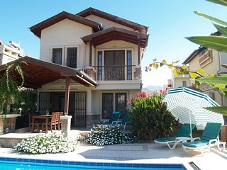Sapphire Villa, detached with private pool, Fethiye