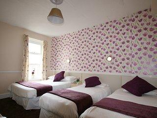 Blenheim Mount (Family of 4 Room), Blackpool