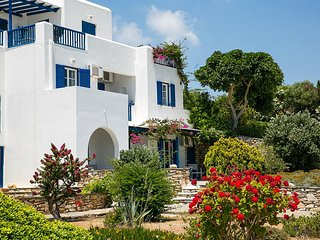 New listing! Dryades Hotel Paros for 3 people, Drios