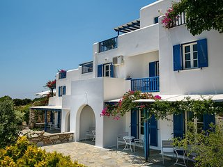 New listing! Aloe Paros Room for 3 people, Drios