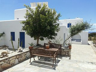 New listing! Dryades Paros Room for 2 people, Drios