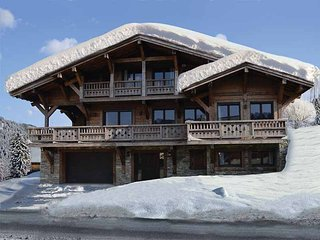 De l'Atray - Exceptional Quality 4 Bedroom Chalet