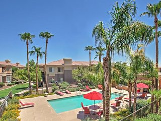 2BR Mesa Condo w/Resort Pools, Hot Tub & Gym!