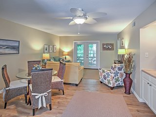 2BR Fernandina Beach Condo w/Pool Access
