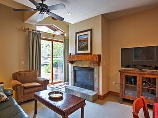 2BR Condo on Eagle River Near Beaver Creek & Vail!