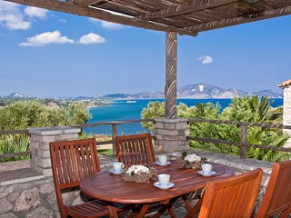 Kymaros Villa Oniro, 4bedr, priv.pool, sea view