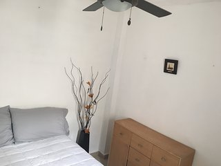 Doublebed room in Family home in Cancun