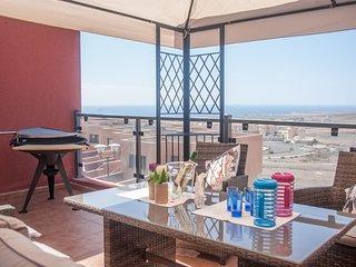 Luxurious and romantic house, sea & mountain view, Caleta de Fuste