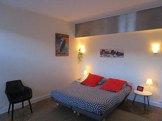 Appartement à 2 min de la plage et des commerces, Le Havre