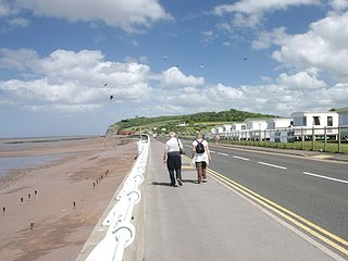 2 bedroom Luxury Holiday Caravan, Blue Anchor Bay, Minehead