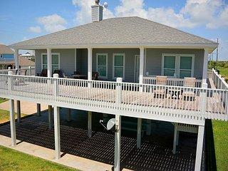 Buzbee House, Crystal Beach